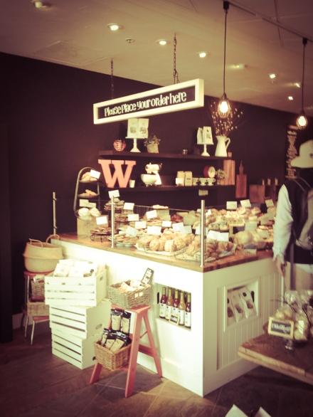 Pure Bread @ Whistler Village.